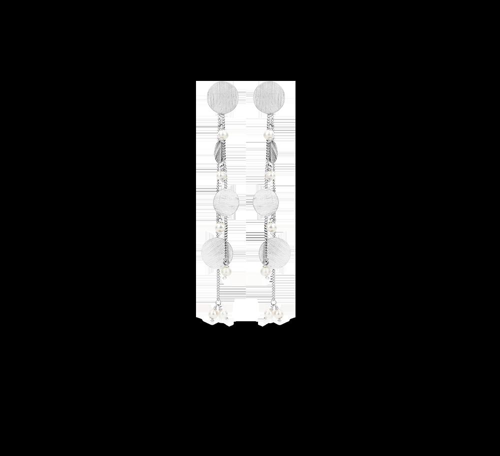 oorhangers Casa Jewelry Zilveren sieraden